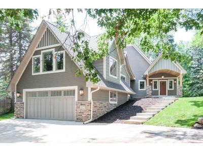 Minnetonka Single Family Home For Sale: 4812 Woodhill Road