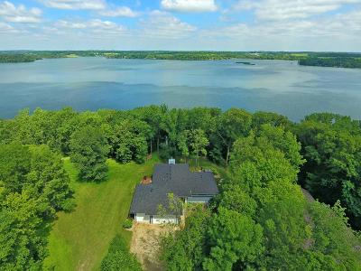 Faribault Single Family Home For Sale: 15358 Camp Winona Trail