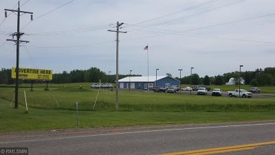 Milaca MN Commercial For Sale: $299,000