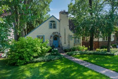 Minneapolis Single Family Home For Sale: 559 E Minnehaha Parkway