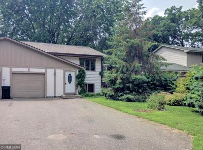 Coon Rapids Single Family Home For Sale: 11442 Osage Street NW