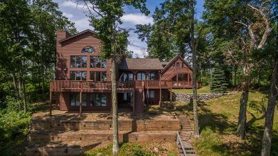 East Gull Lake Single Family Home For Sale: 11386 Green Hill Road