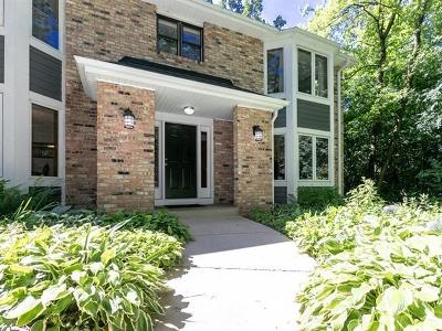 Inver Grove Heights Single Family Home Contingent: 11985 Albavar Path
