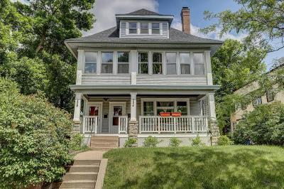 Saint Paul Multi Family Home For Sale: 224 Dunlap Street N