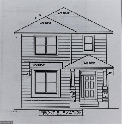 Minneapolis Single Family Home For Sale: 4001 Colfax Avenue N