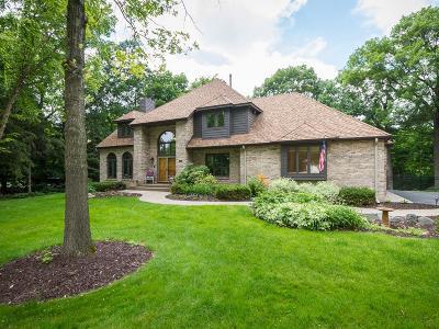 Chaska Single Family Home For Sale: 860 Deerwood Drive