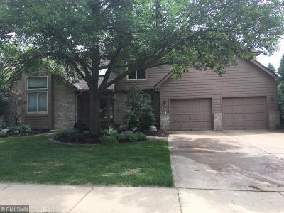 Eden Prairie Single Family Home For Sale: 11167 Jackson Drive