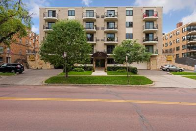 Minneapolis Condo/Townhouse For Sale: 2928 Dean Parkway #2D