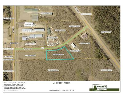 Merrifield Residential Lots & Land For Sale: Lot3 Block1 Venture Lane