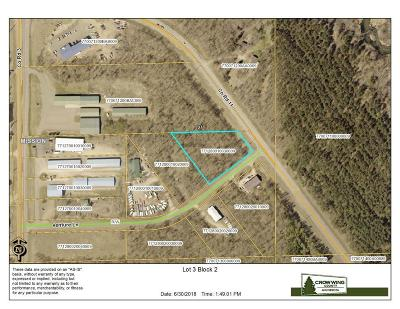Merrifield Residential Lots & Land For Sale: Lot3 Block2 Venture Lane