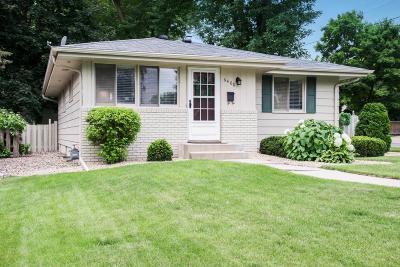 Edina Single Family Home For Sale: 6400 Josephine Avenue