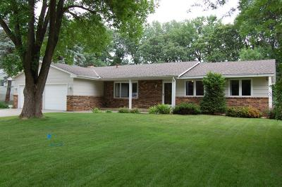 Anoka Single Family Home For Sale: 3720 Rum River Drive