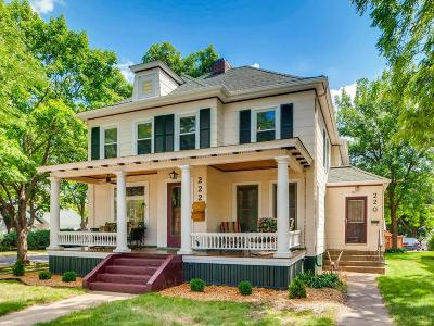 Hastings Single Family Home For Sale: 222 5th Street E