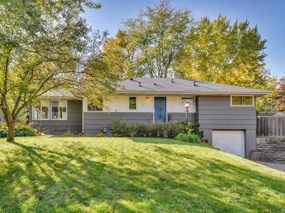 Minnetonka Single Family Home For Sale: 5132 Holiday Road