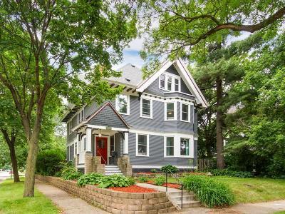 Saint Paul Single Family Home For Sale: 800 Laurel Avenue