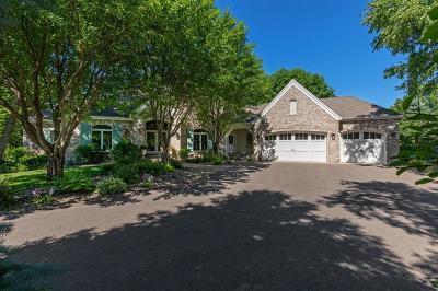 North Oaks Single Family Home For Sale: 61 W Pleasant Lake Road