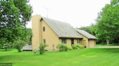 Sherburne County Single Family Home For Sale: 5855 60th Street SE