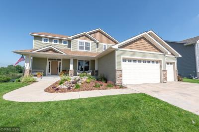 Hugo Single Family Home For Sale: 6602 145th Circle N