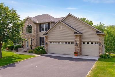 Saint Michael Single Family Home For Sale: 4915 Lansing Avenue NE