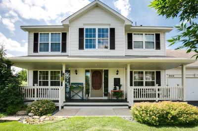 Elk River Single Family Home Contingent: 18658 Trott Brook Parkway NW