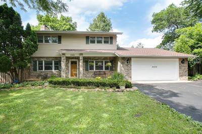 White Bear Lake Single Family Home For Sale: 2465 Jansen Avenue