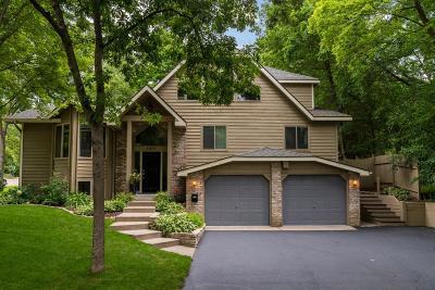 Edina Single Family Home For Sale: 4401 North Avenue