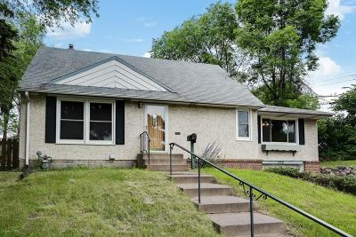 Saint Paul Single Family Home For Sale: 252 Point Douglas Road N