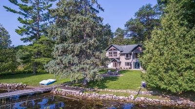 Nisswa Single Family Home For Sale: 25456 Roy Lane
