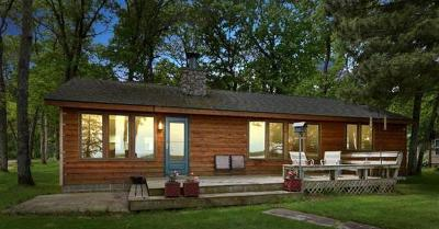 Pequot Lakes Single Family Home For Sale: 35172 Silver Sands Road