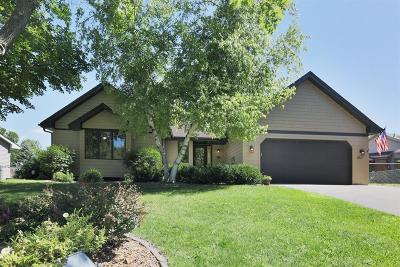 Chanhassen Single Family Home For Sale: 1511 Heron Drive