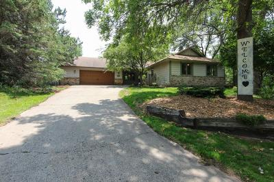 Coon Rapids Single Family Home For Sale: 380 117th Avenue NW