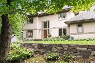 Shorewood Single Family Home For Sale: 5570 Old Market Road