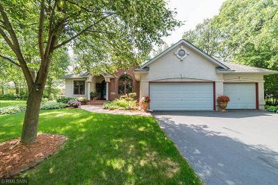 Ham Lake Single Family Home For Sale: 14269 Isanti Street NE