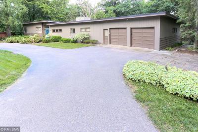 Wayzata Single Family Home For Sale: 1700 Holdridge Circle
