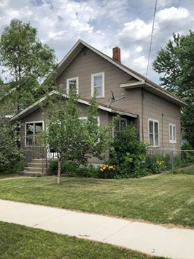Saint Cloud Single Family Home For Sale: 314 N 20th Avenue