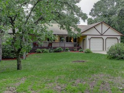 Sherburne County Single Family Home For Sale: 24860 147th Street NW