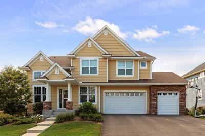 Rosemount Single Family Home Contingent: 13323 Carlingford Lane
