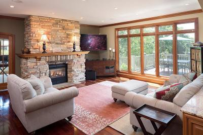 Eden Prairie, Chanhassen, Chaska, Carver Single Family Home For Sale: 8776 Boulder Rise
