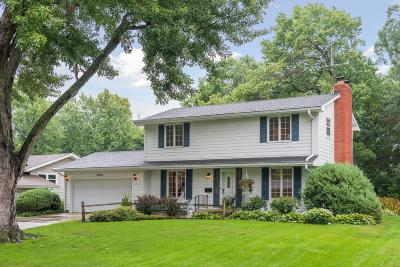 New Hope Single Family Home Sold: 8225 38th Avenue N