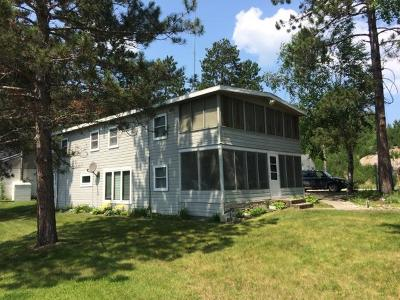Koochiching County, Saint Louis County, St. Louis County Single Family Home For Sale: 10352 Ash River Trail