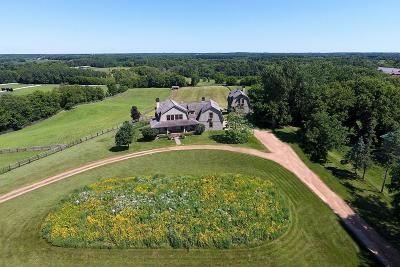 Carver County, Hennepin County, Wright County Single Family Home For Sale: 7376 Turner Road