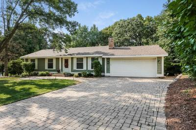 Eden Prairie Single Family Home For Sale: 11380 Windrow Drive