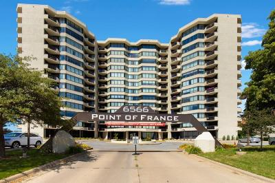 Edina Condo/Townhouse Contingent: 6566 France Avenue S #309