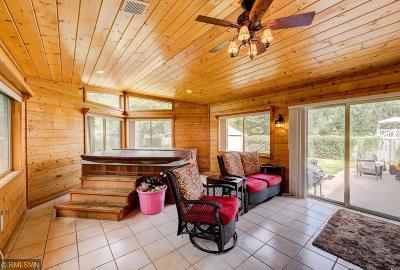 Ham Lake Single Family Home For Sale: 3025 165th Lane NE