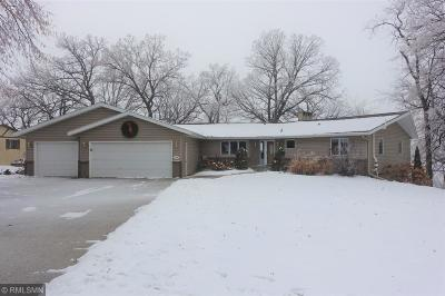 Hutchinson Single Family Home For Sale: 708 Shady Ridge Road NW
