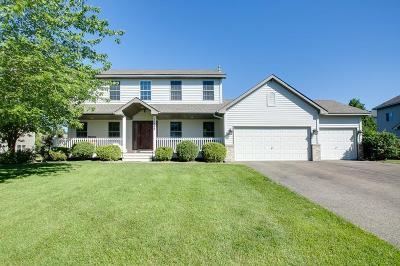 Saint Michael Single Family Home Contingent: 11886 36th Circle NE