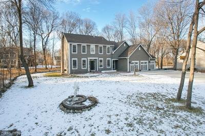 Eden Prairie Single Family Home For Sale: 17259 Candlewood Parkway