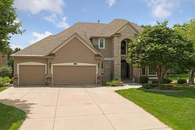 Wayzata, Plymouth Single Family Home Contingent: 14205 60th Place N