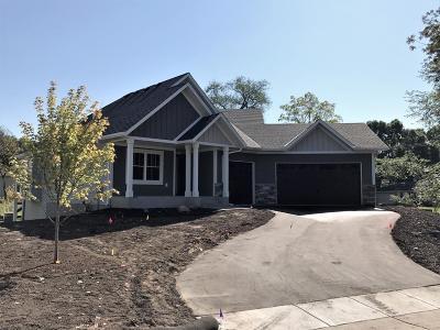 Roseville Single Family Home For Sale: 2170 Farrington Street N