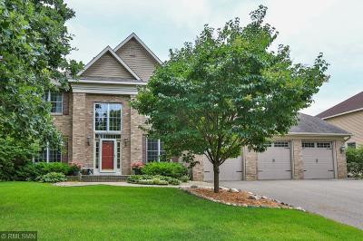 Eden Prairie Single Family Home For Sale: 17027 Candlewood Parkway